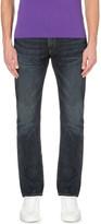 "Polo Ralph Lauren Varick slim-fit straight jeans 32"""