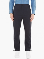 Acne Studios Navy Wool Pace Trousers