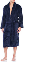 Daniel Buchler Zigzag Long Plush Robe