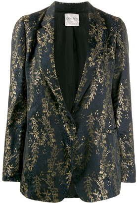 Forte Forte Embroidered Blazer