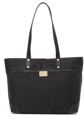 Calvin Klein Tannya Nylon Tote Bag