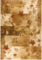 """Kenneth Mink Area Rug, Northport MUS-101 Ivory 3'3"""" x 5'3"""""""