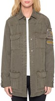 Willow & Clay Soft Military Jacket
