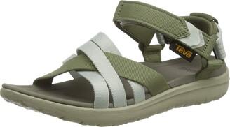 Teva Sanborn Sandal Women Heels Sandals Open Toe Sandals