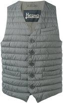 Herno padded waistcoat - men - Polyamide/Polyester/Polyurethane - 54