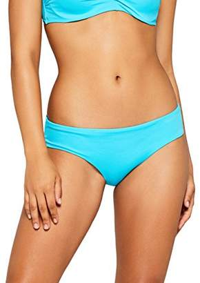 Iris & Lilly Women's Swimwear Hipster Brief Bikini Bottoms,(Manufacturer size: 60 XS)