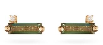Suzanne Kalan Diamond, Topaz & 14kt Gold Earrings - Yellow Gold