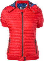 Rossignol W Penelope hooded jacket - women - Feather Down/Nylon/Polyester - 42