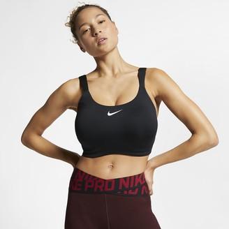 Nike Women's High-Support Underwire Sports Bra (Plus Size Bold