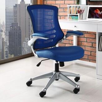 Mccrady Ergonomic Mesh Task Chair Wrought Studio Upholstery Color: Black
