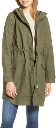 Joules Loxley Waterproof Hooded Raincoat