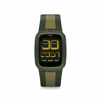 Swatch Digital Quartz SURG101D