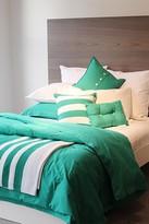 Lacoste Brushed Twill Comforter Set - Green Lake