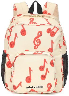 Mini Rodini Notes backpack