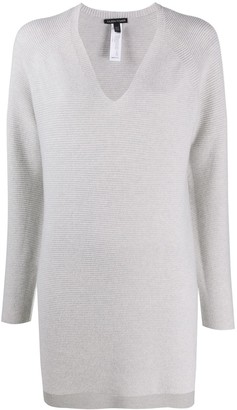 Eileen Fisher Flare Tunic Knitted Top