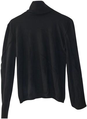 Christian Dior Black Cashmere Knitwear for Women Vintage