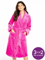 Very Supersoft Robe - Pink
