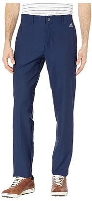adidas Ultimate 3-Stripes Tapered Pants (Collegate Navy) Men's Casual Pants