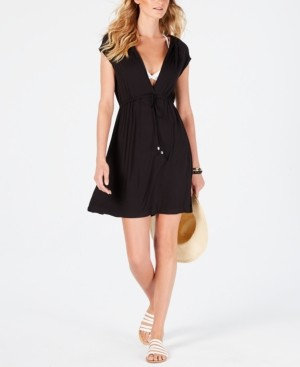 Thumbnail for your product : Dotti Paradise Solid Dress Cover-Up Women's Swimsuit