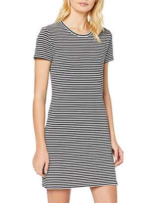 Superdry Women's Evie Textured Tee Dress,(Size: 6)