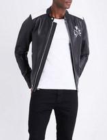 Diesel L-Fyfe leather jacket
