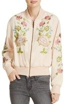 Glamorous Embroidered Bomber Jacket