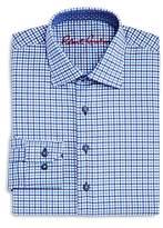 Robert Graham Boys' Printed Dress Shirt - Big Kid