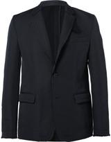 Sacai - Blue Slim-fit Unstructured Twill Blazer