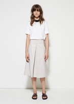 Marni Bonded Wool Skirt