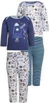Mothercare BOYS ROCKET BABY 2 PACK Pyjama set blue