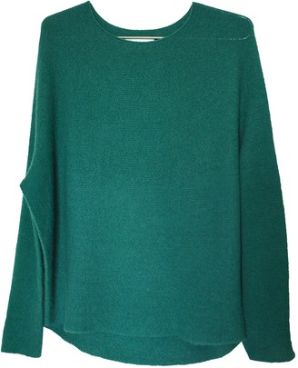 Christian Wijnants Green Wool Knitwear