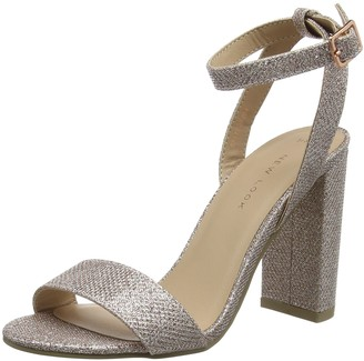 New Look Shika 2 Womens Ankle Strap Heels