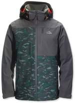 L.L. Bean Wildcat Jacket, Colorblock