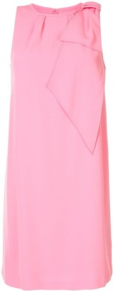 Paule Ka Shift Tied Dress