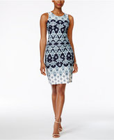 Charter Club Pattern Shift Dress, Only at Macy's