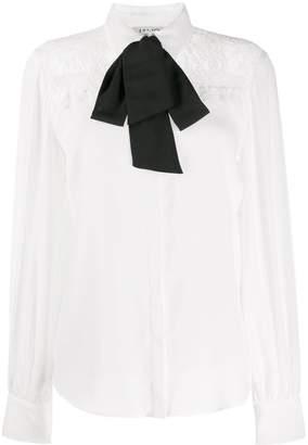 Liu Jo tie-neck blouse