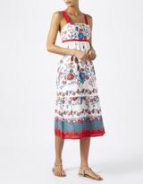 Monsoon Annabelle Print Cotton Sundress