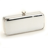 Mirrored Hard-case Clutch