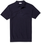 Sunspel Pique Polo Shirt