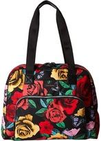Vera Bradley Luggage Go Anywhere Carry-On