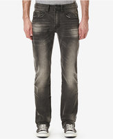 Buffalo David Bitton Men's King-X Slim-Fit Bootcut Jeans