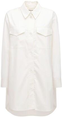 Designers Remix Billy Organic Cotton Blend Shirt Jacket