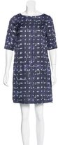 Marni Abstract Print Shift Dress w/ Tags