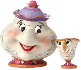Disney Mrs. Potts and Chip ''A Mother's Love'' Figure by Jim Shore