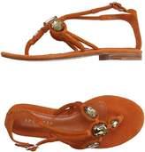 Apepazza Toe strap sandals - Item 44974149