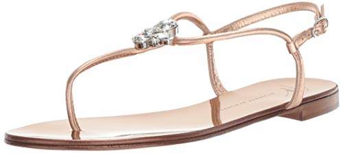 Giuseppe Zanotti Women's I800009 Flat Sandal