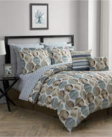 Jessica Sanders CLOSEOUT! Drake Reversible 12-Pc. California King Comforter Set