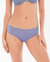 Soma Intimates Paisley Lace Hipster Panty