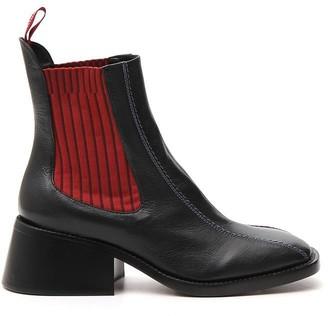 Chloé Bea Chelsea Chunky Heel Boots