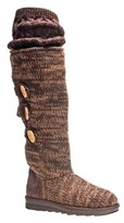 Muk Luks Women's Caris Shearling Boots - Brown